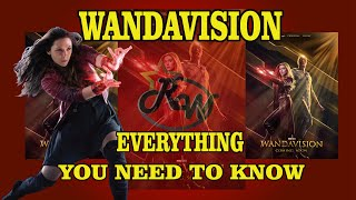 EVERYTHING YOU NEED TO KNOW ABOUT WANDAVISION BY REVIEW WORLD