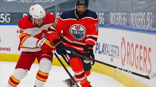 Flames fall 3-2 to Oilers