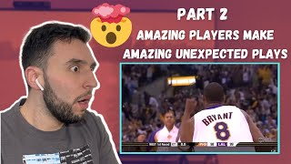BASKETBALL FAN Reacts to The Greatest Sports Moments Part 2! *EMOTIONAL AND UNBELIEVABLE MOMENTS!*