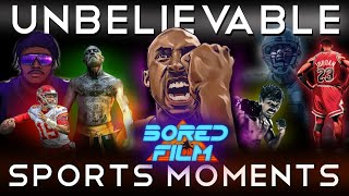 Unbelievable Sports Moments - Knockouts, Comebacks, & Farewells
