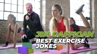 Funniest Exercise Jokes - Jim Gaffigan Standup