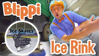 Blippi | Blippi Visits an Ice Rink + MORE ! | Song for Kids | Educational Videos for Kids