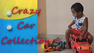 Car Collection for kids | lets play with cars | Pretend Play | Car wash | toy cars | Boy Toy