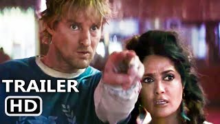 BLISS Trailer (2021) Owen Wilson, Salma Hayek, Sci-Fi Movie