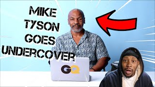 Mike Tyson Goes Undercover on Reddit, YouTube and Twitter | ***REAC TION***