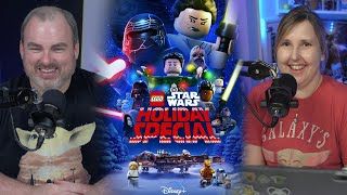 The Lego Star Wars Holiday Special Is A Life Day Miracle