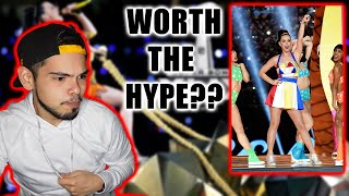 Katy Perry's Super Bowl 2015 Halftime Show | Reaction
