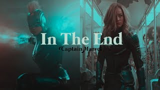 IN THE END | Carol Danvers/Captain Marvel