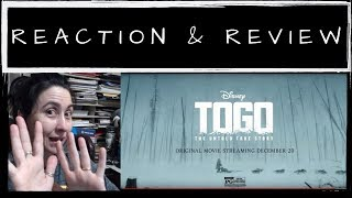 Togo Trailer | REACTION & REVIEW | Cyn's Corner