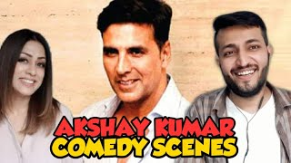 Pakistani Reaction on Akshay Kumar Comedy Scenes | Indian Movie Comedy Scenes | Entertainment