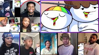Junk Food by TheOdd1sOut Reactions Squad
