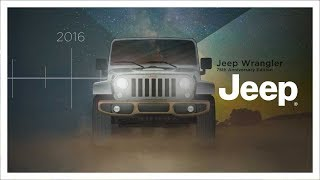 Jeep® | 75th Anniversary | Evolution of Jeep® Brand Vehicles