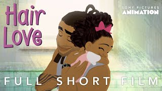 Hair Love | Oscar®-Winning Short Film (Full) | Sony Pictures Animation