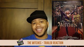 The Witches (2020) -  Official Trailer Reaction!