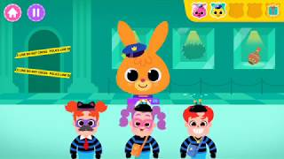 Pinkfong The Police Car - Gameplay iOS & Android - Kids Mobile Games #3