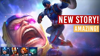 New Story Mode is AMAZING! - Marvel Future Fight