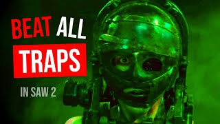 How to Beat Every Trap in Saw 2