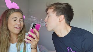 MY BOYFRIEND WILL PAY FOR THIS!! TRY NOT TO LAUGH CHALLENGE
