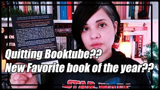Quitting booktube, ED's and New Faves