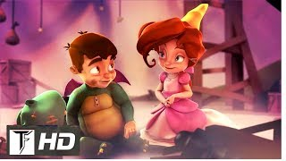 "CGI Animated Short Film: ""Dragon boy"" Short movie 