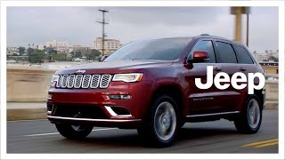 Jeep®  Grand Cherokee Cherokee | Features