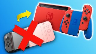 Does the Mario Nintendo Switch mean no Switch Pro soon?
