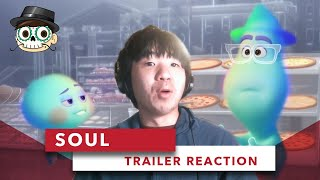 Trailer Reaction: There's a lot of details in Disney and Pixar's new Soul trailer!
