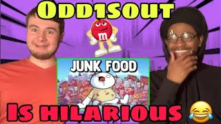 TheOdd1sOut 'Junk Food' REACTION