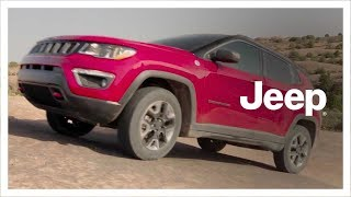 Jeep® Compass | Tales of the Trailhawk | Slick Rock