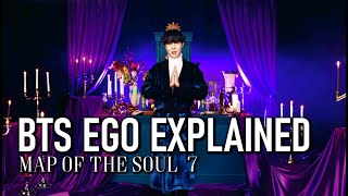 BTS (방탄소년단) 'Outro : EGO' EXPLAINED/THEORY