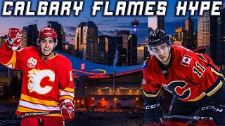 Calgary Flames 2020-21 Hype|| Fire