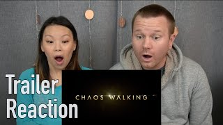 Chaos Walking Official Trailer // Reaction & Review