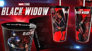 New OFFICIAL Black Widow Promo Art Revealed
