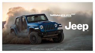 Jeep® | Wrangler Rubicon 392 | Reveal