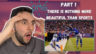 BASKETBALL FAN Reacts to the Greatest Sports Moments Part 1 *GOOSEBUMPS ALL THE WAY!*