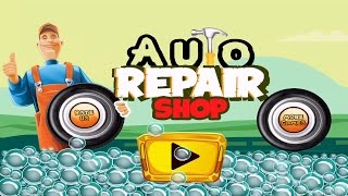 Auto Repair Shop & Awesome Lightning Fast Car Wash Salon Video for Kids | for Children, by Kid Vids!